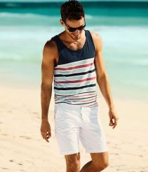 Mens fashions should wear while on the beach 43