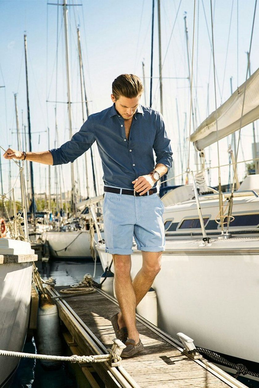 Mens fashions should wear while on the beach 44