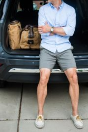 Mens summer casual short outfits worth to copy 39
