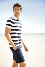 Mens summer casual short outfits worth to copy 6