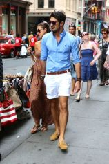Mens summer casual short outfits worth to copy 72