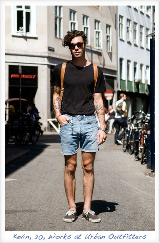 c0c09aad0df 75 Best Mens Summer Casual Shorts Outfit that You Must Try - Fashion ...