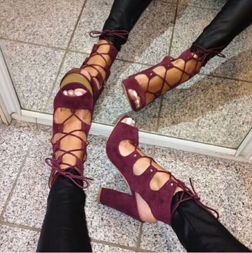 Most glorious heels that make you want to have it 9