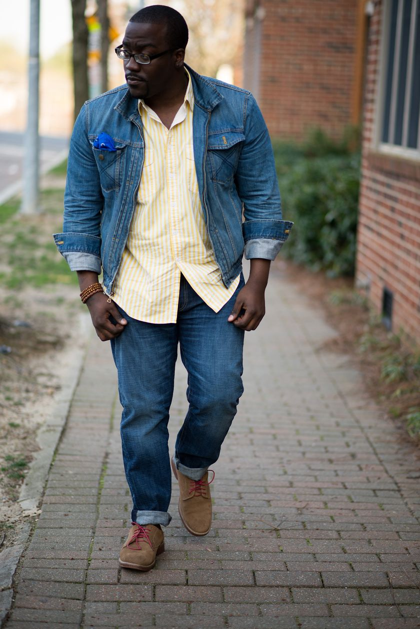 Plus size big and tall mens fashion outfit style ideas 36