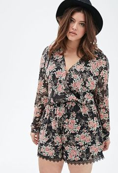 Plus size boho outfit style 35