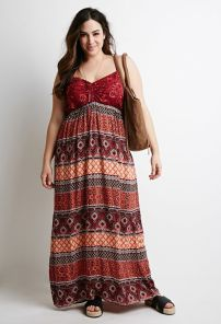 Plus size boho outfit style 46