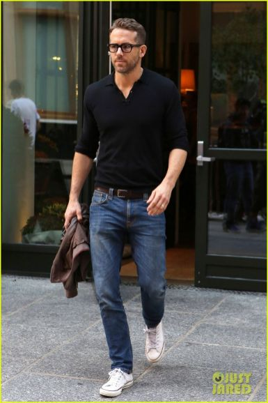 Ryan reynolds casual outfit style 59