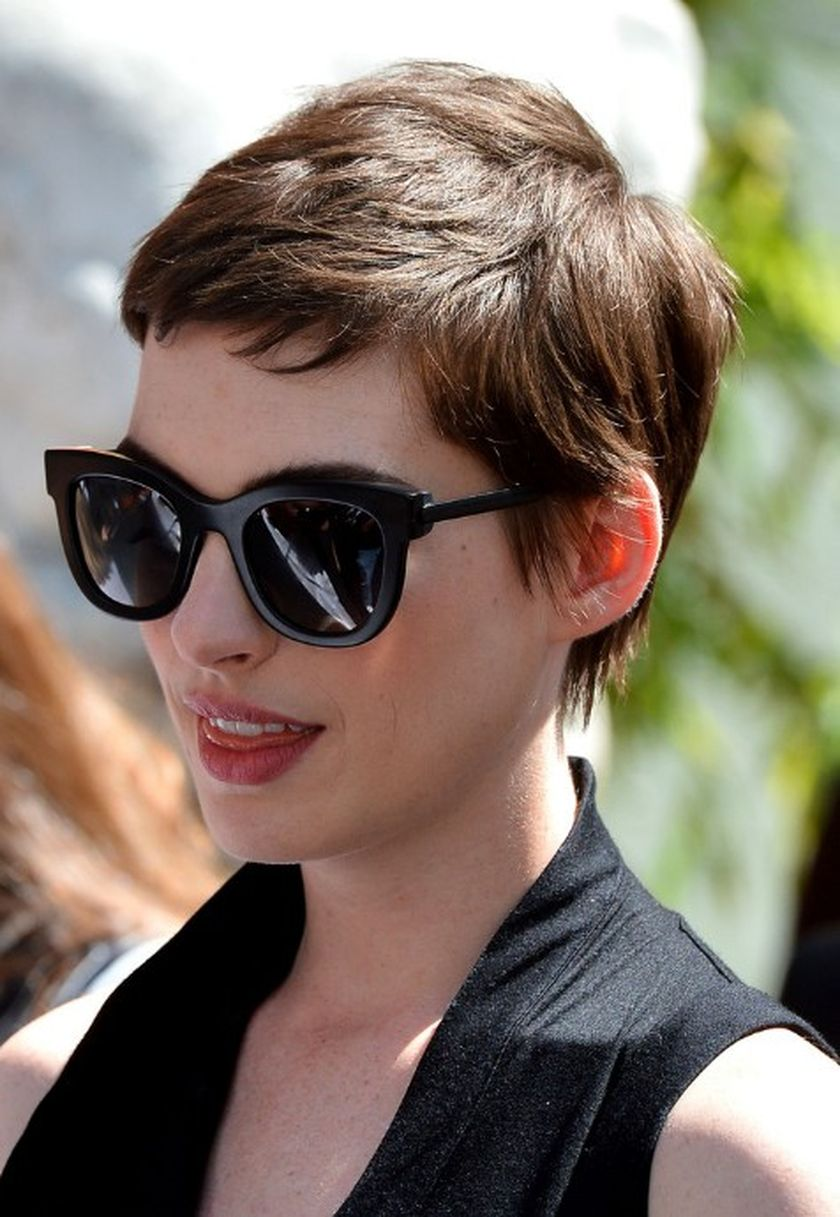 100 best short hair pixie cut hairstyle with glasses ideas that you