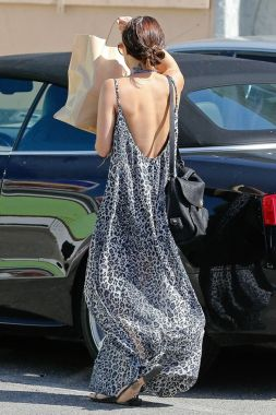 Summer casual backless dresses outfit style 26