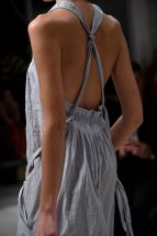 Summer casual backless dresses outfit style 3