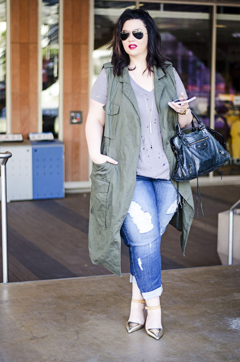 Summer casual work outfits ideas for plus size 1
