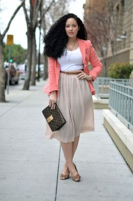 Summer casual work outfits ideas for plus size 15