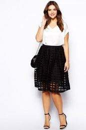 Summer casual work outfits ideas for plus size 22