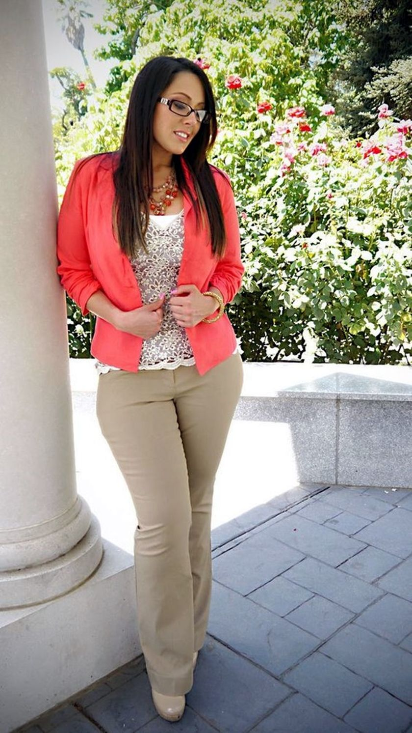Summer casual work outfits ideas for plus size 28 ...