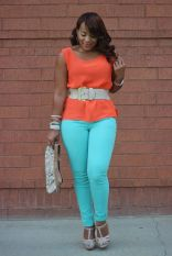 Summer casual work outfits ideas for plus size 44