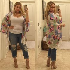 Summer casual work outfits ideas for plus size 45