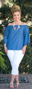 Summer casual work outfits ideas for plus size 48