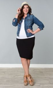 Summer casual work outfits ideas for plus size 57