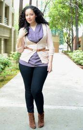 Summer casual work outfits ideas for plus size 6