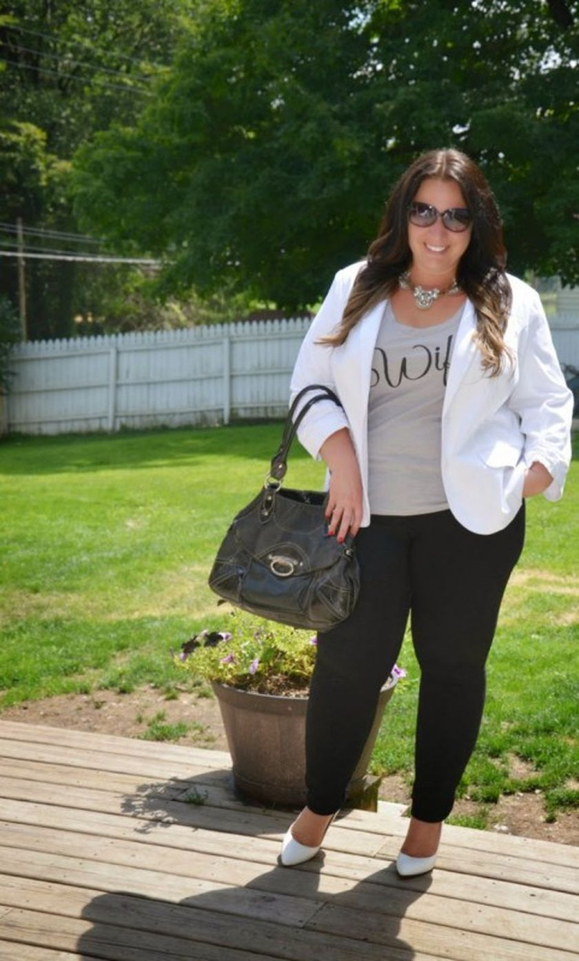 Summer casual work outfits ideas for plus size 60