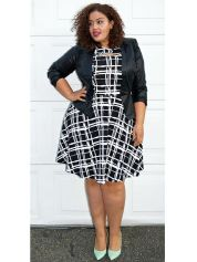 Summer casual work outfits ideas for plus size 63