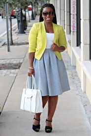 Summer casual work outfits ideas for plus size 68