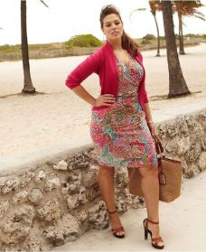 Summer casual work outfits ideas for plus size 88