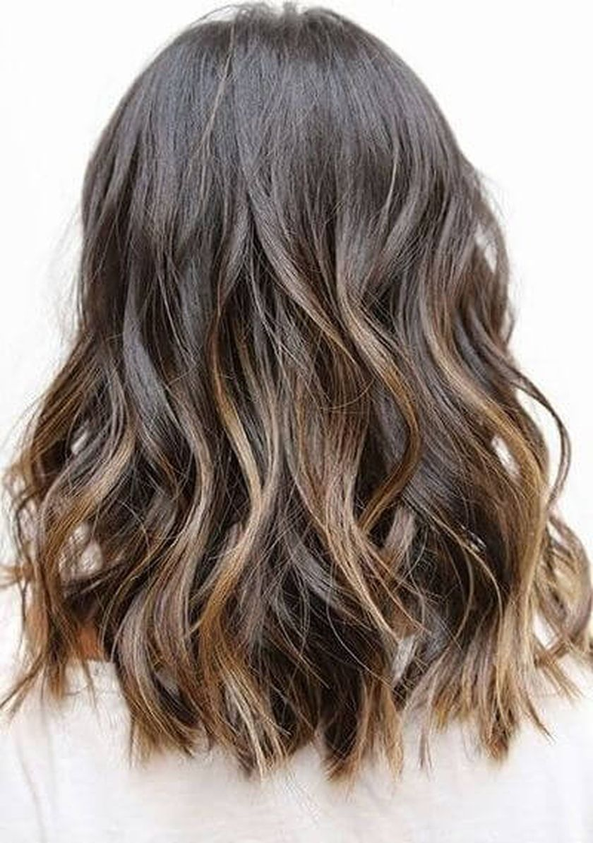 Summer hairstyles for medium hair 16