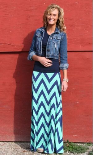 Summers casual maxi skirts ideas 28