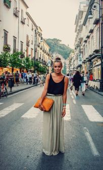 Summers casual maxi skirts ideas 39