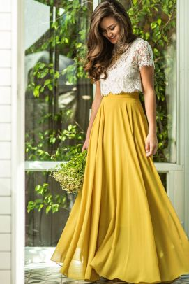 Summers casual maxi skirts ideas 60
