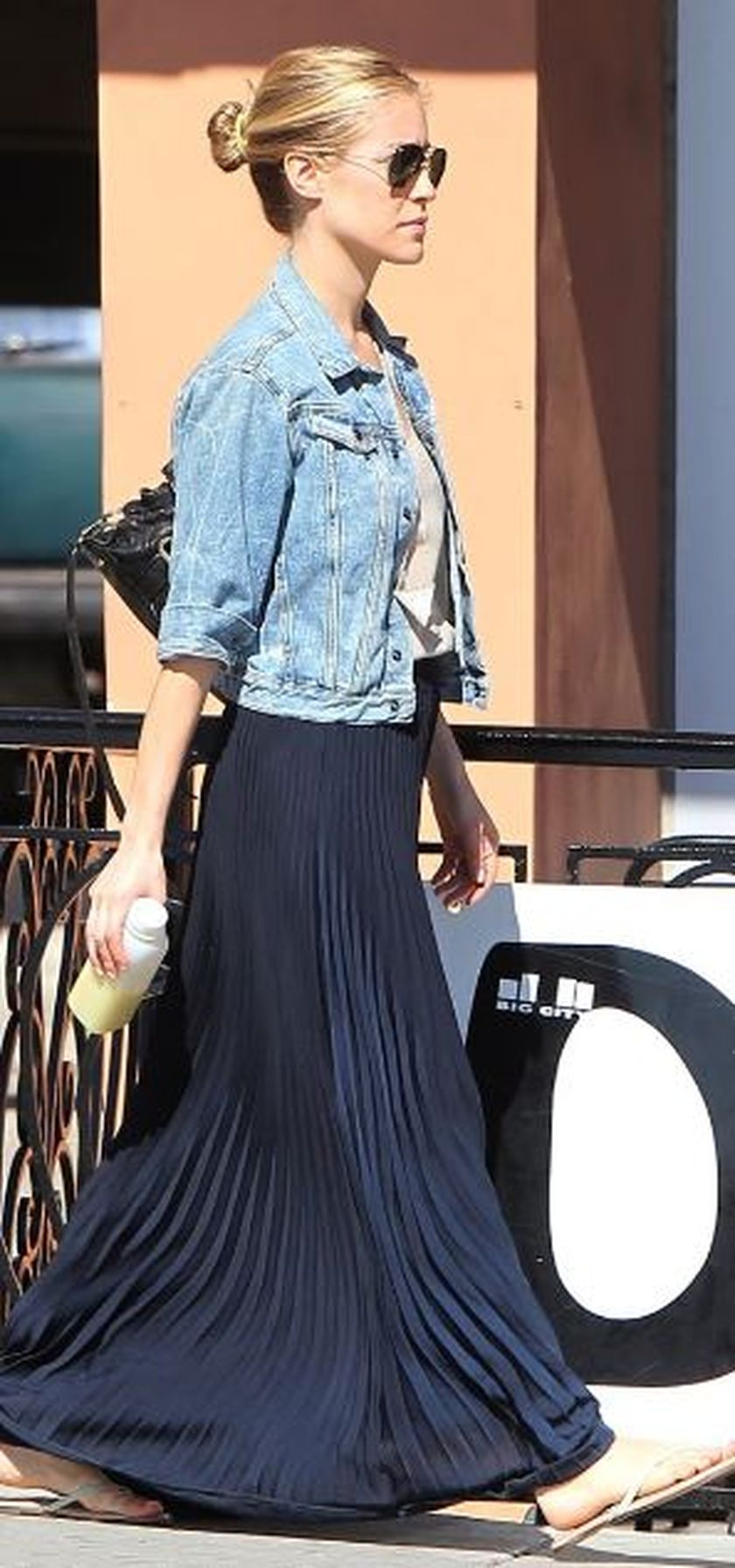 Summers casual maxi skirts ideas 82