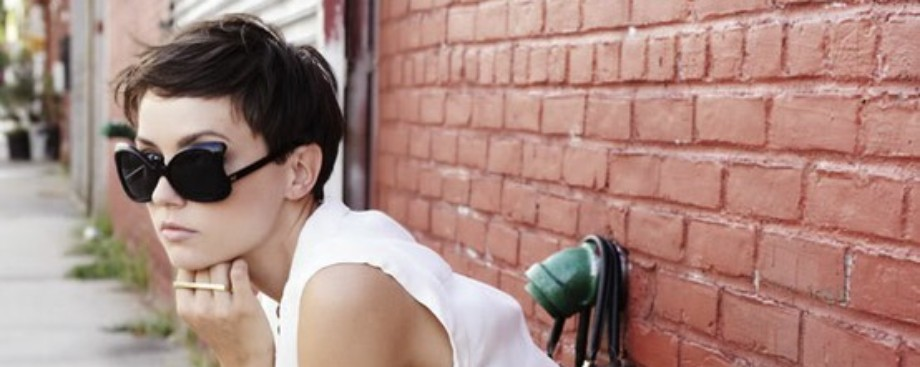 Attractive pixie cut with glasses ideas