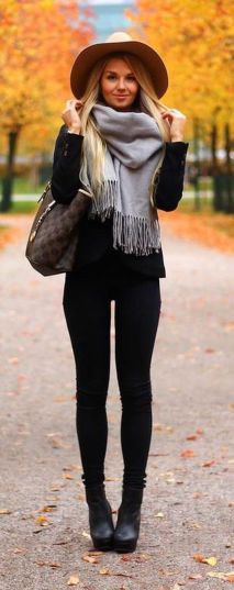 2017 fall fashions trend inspirations for work 58