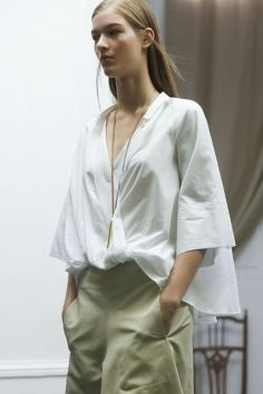 Awesome oversized white shirt outfit style ideas 42