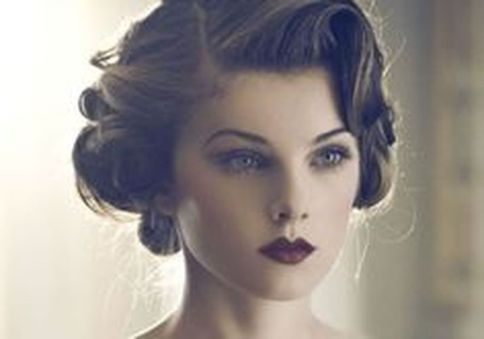 Breathtaking vintage rockabilly hairstyle ideas 30