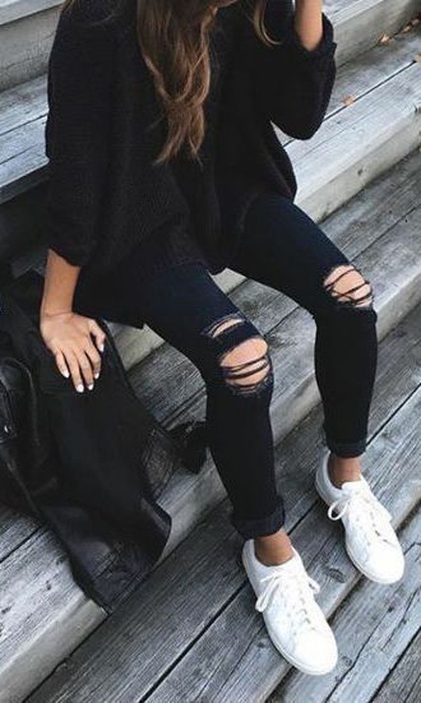 Casual fall fashions trend inspirations 2017 25