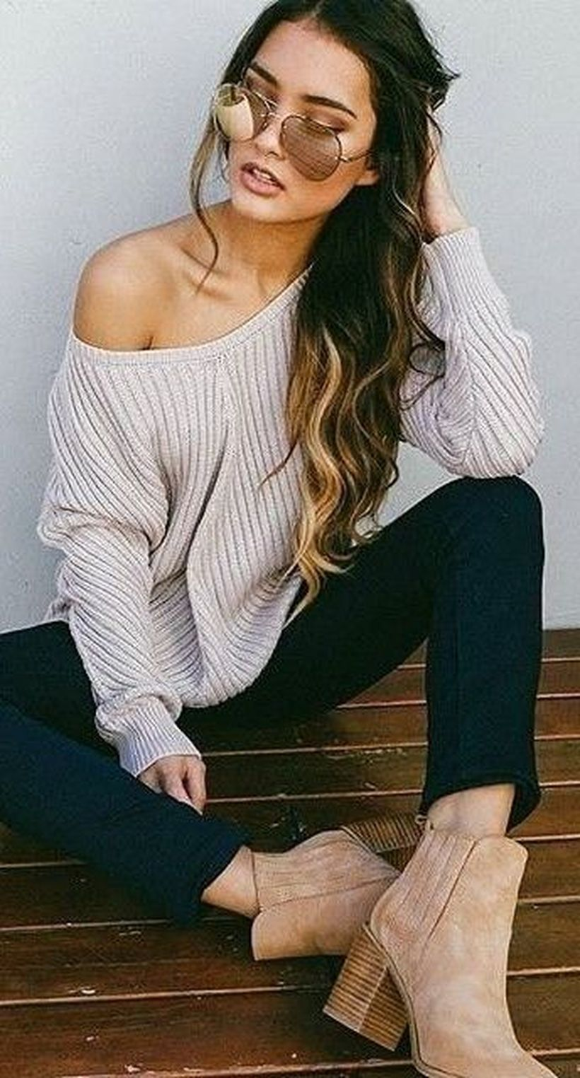 Casual fall fashions trend inspirations 2017 61