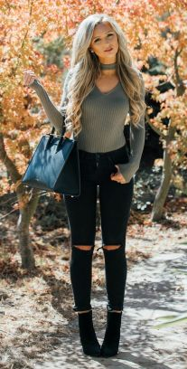 Casual fall fashions trend inspirations 2017 79