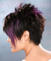 Cool back view undercut pixie haircut hairstyle ideas 32