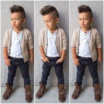 Cool kids & boys mohawk haircut hairstyle ideas 24