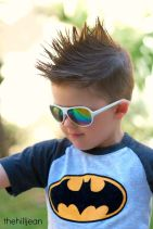 Cool kids & boys mohawk haircut hairstyle ideas 27