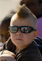 Cool kids & boys mohawk haircut hairstyle ideas 32