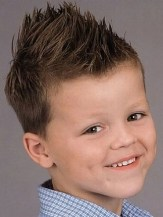 Cool kids & boys mohawk haircut hairstyle ideas 5