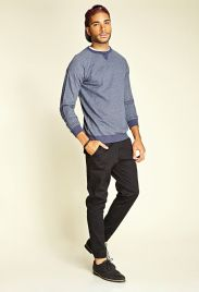 Cool mens joggers outfit ideas 16