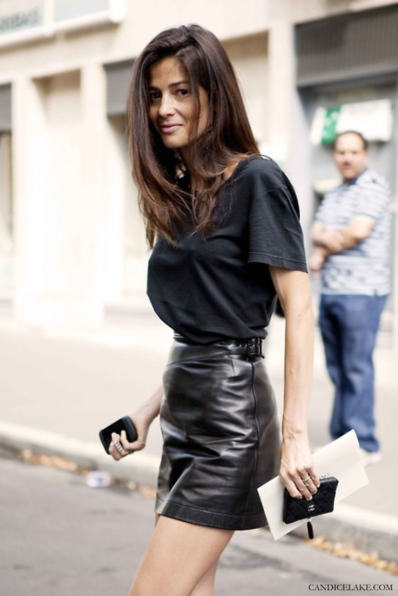 Cool tshirt and skirt for everyday outfits 26
