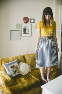 Cool tshirt and skirt for everyday outfits 42