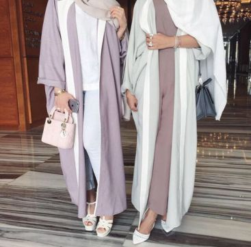 Elegant muslim outift ideas for eid mubarak 51