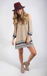 Fabulous boho open shoulder outfits ideas 28