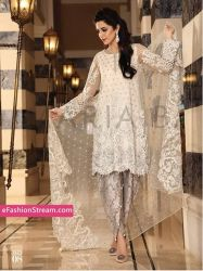 Fashionable muslim pakistani outfits 4
